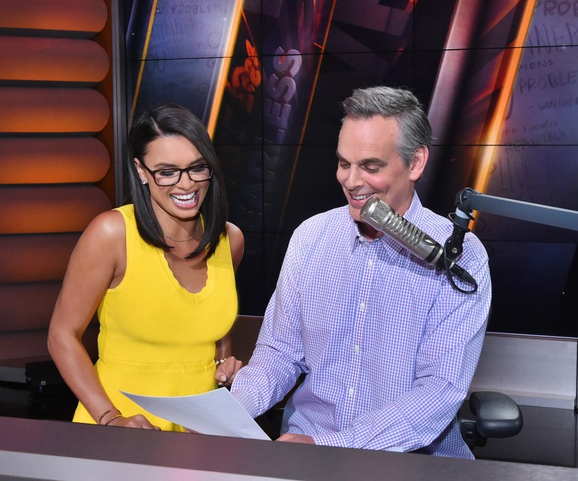 Joy Taylor and Colin Cowherd_Original