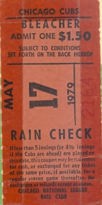 May 17 1979 ticket