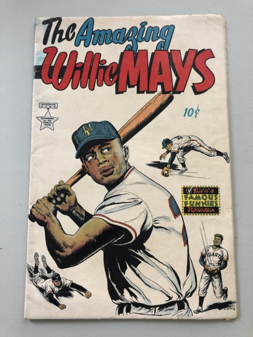 main_1556812236-1954-The-Amazing-Willie-Mays-Issue-1-Famous-Funnies-Comic-Book-PristineAuction.com