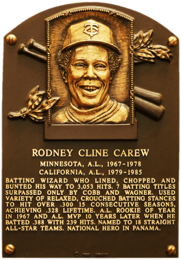 Rod_Carew-Hall-of-Fame-Plaque