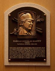 Harvey, Harold Douglas plaque