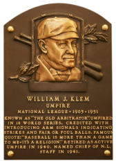 Klem Bill Plaque 277_NBL_0
