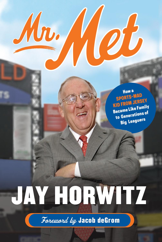 Mr. Met Cover