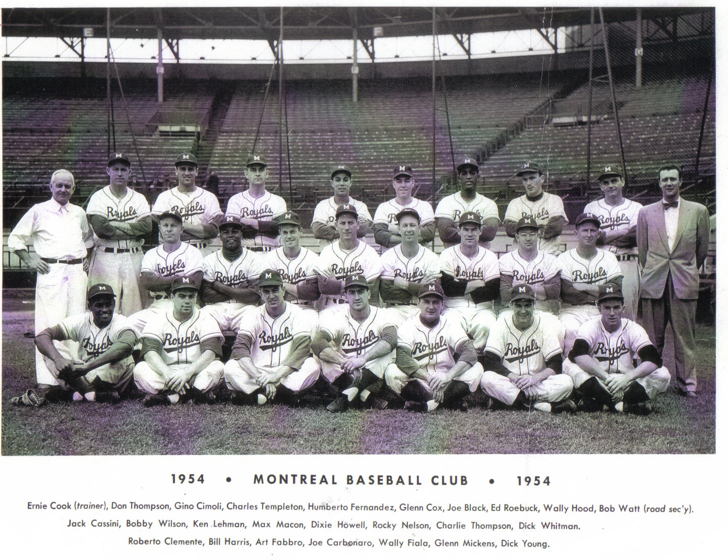 1954-montreal-royals